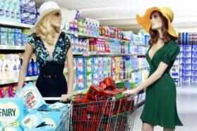 Βρώμικα καθαριστικά προϊόντα