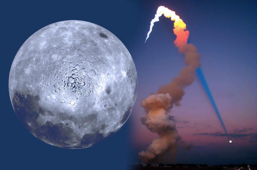 Σελήνη ή Λεβάν το Σκάφος Ελέγχου της Γης