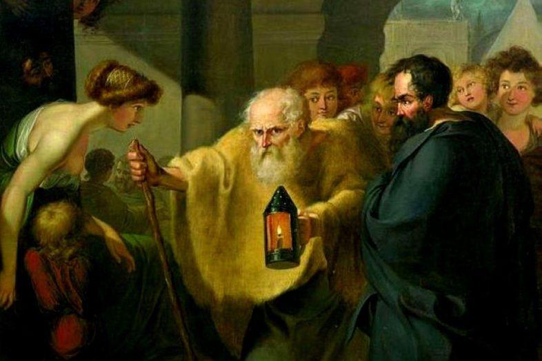 Κυνική Φιλοσοφία: Άνθρωπον Ζητώ