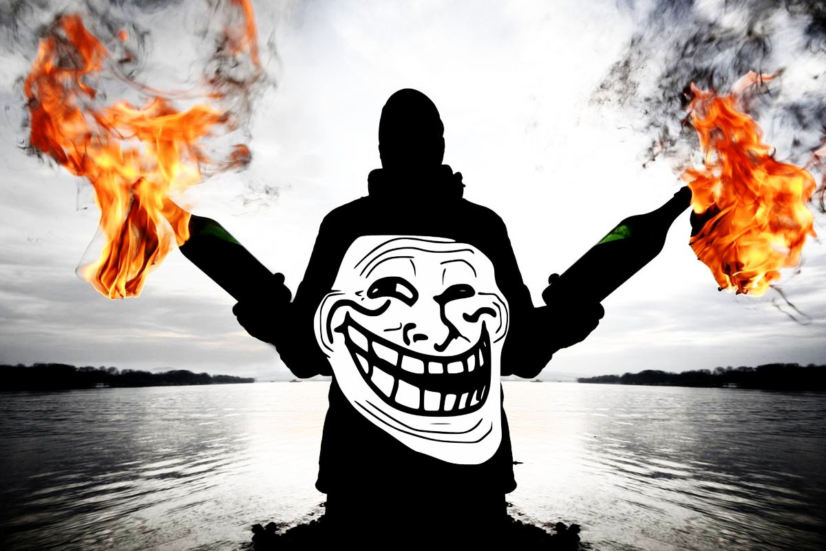 Keep Trolling syriza