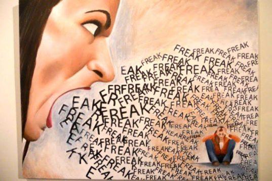 Νεωτερικότητα του bullying