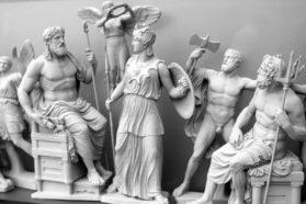 Μυθολογία των θρησκειών