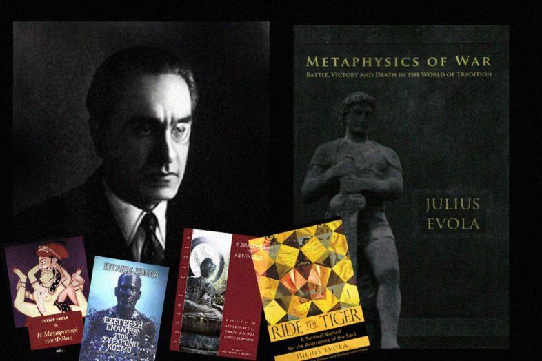 Julius Evola: Η Παρακμή του Ηρωϊσμού