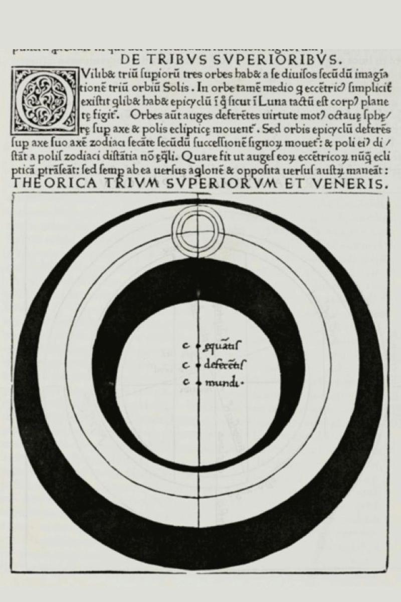 terrapapers.com_Georg von Peuerbach Theoricae novae planetarum 1474