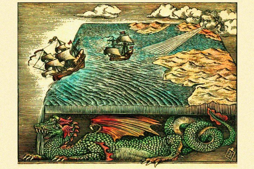 Ο Μύθος της Επίπεδης Γης