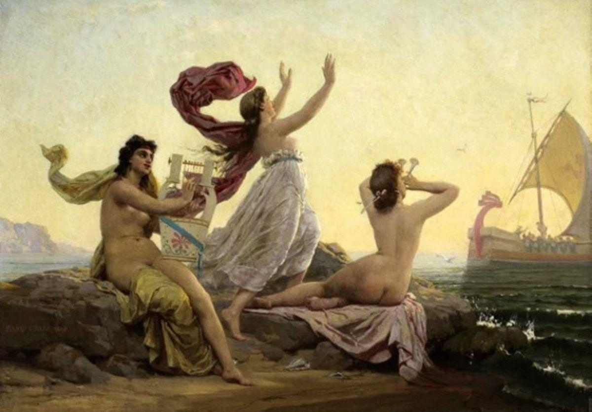 sirens mythology