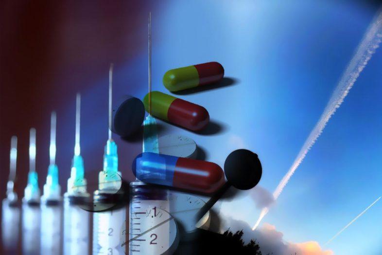 Αεροψεκασμοί και Εμβόλια
