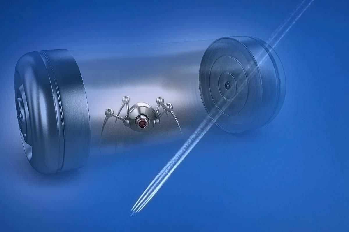 NanoBots: ο Σκοπός των Αεροψεκασμών