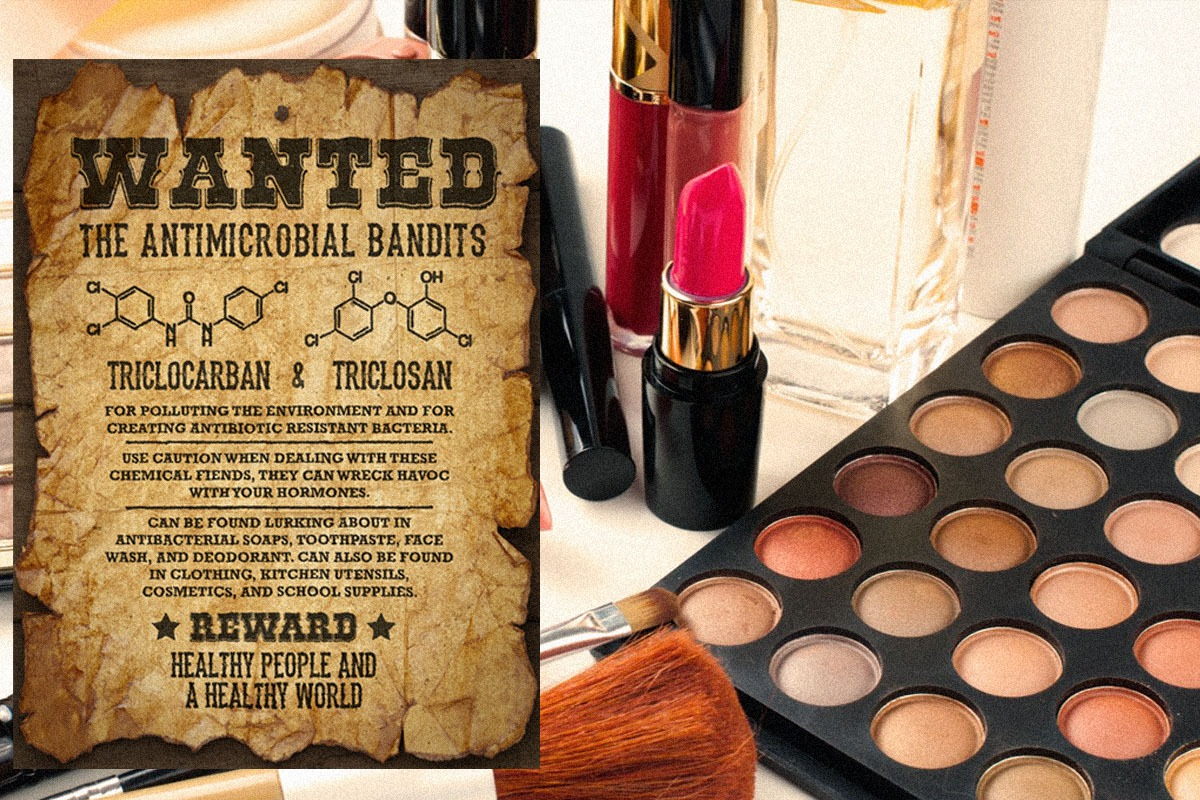 Triclosan in Cosmetics