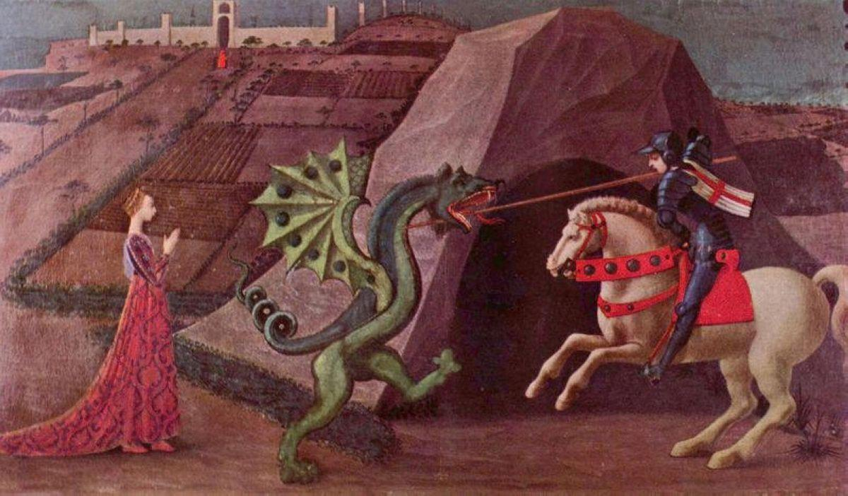 st. george-and-dragon