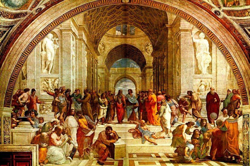 Έλληνες Φιλόσοφοι vs Θεοκρατία