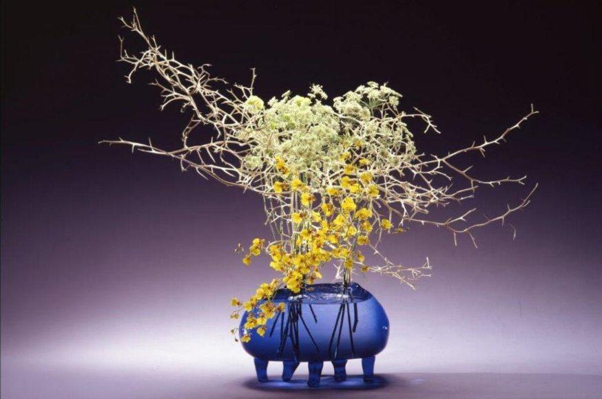 Ικεμπάνα η ανθοδετική τέχνη της Ιαπωνίας