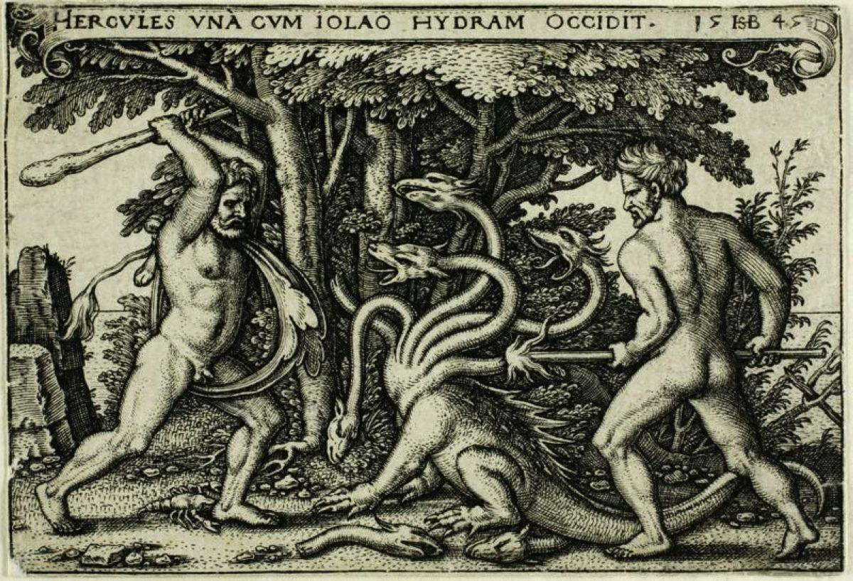 terrapapers.com_The Twelve labors of Hercules Sebald Beham (2)
