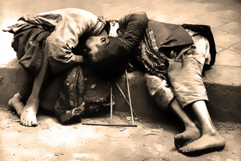 Οι Αληθινοί Αίτιοι του Λιμού στην Κατοχή