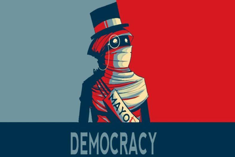 """Ποιά Δημοκρατία; Α"""""""