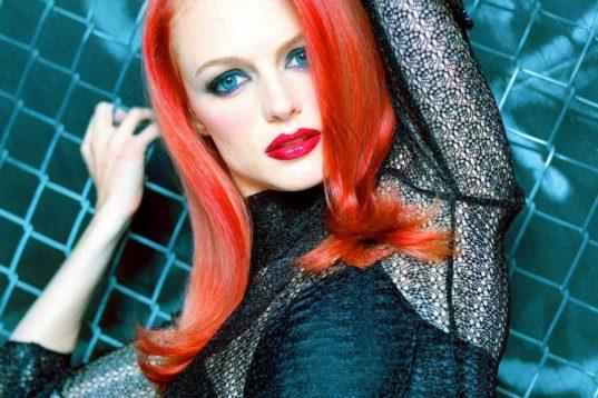 Τα φλογερά κόκκινα μαλλιά
