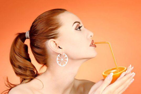Η βιομηχανία «Χυμός Πορτοκάλι»