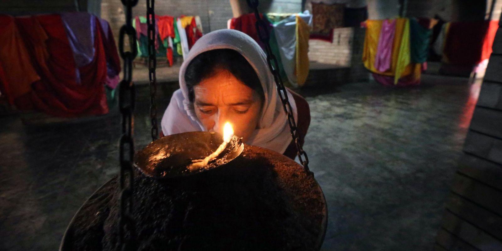IRAQ-CONFLICT-RELIGION-YAZIDI