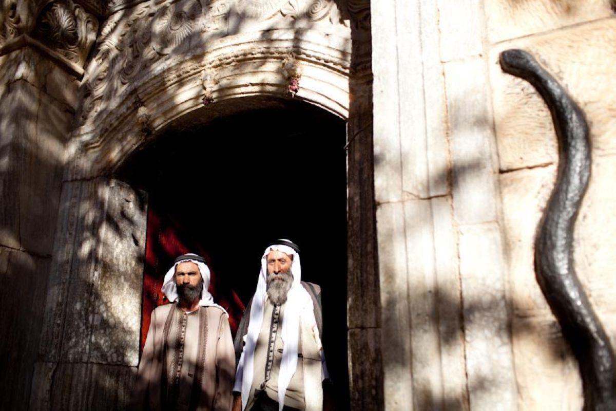yazidi irak temple