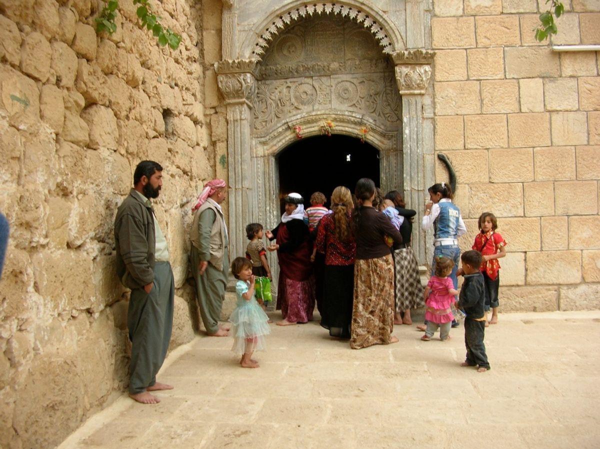 yazidi menA