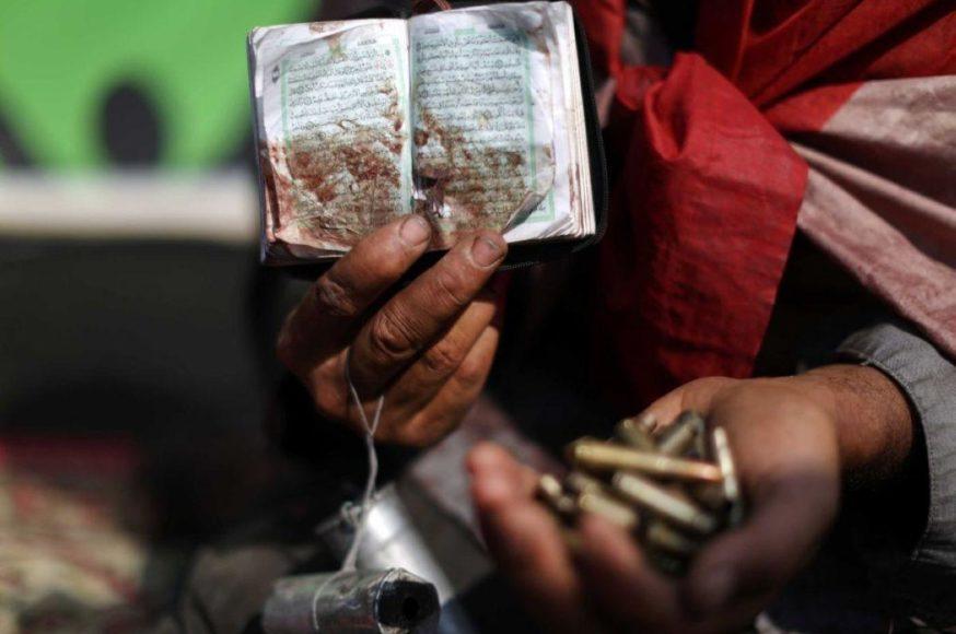 Το συντομότερο ανέκδοτο «Μετριοπαθές Ισλάμ»