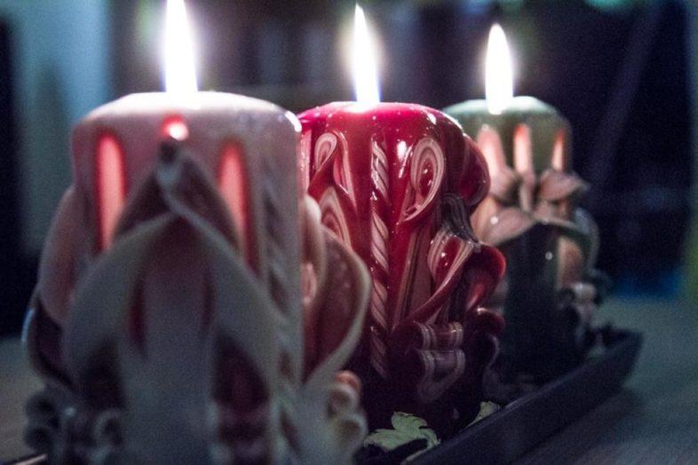 Φτιάξτε με μεράκι τα κεριά σας