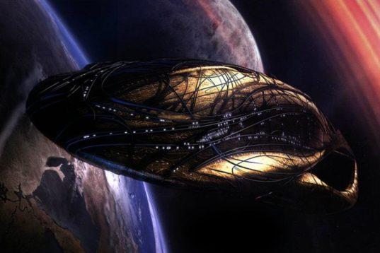 Space Command Captain: Mark Richards