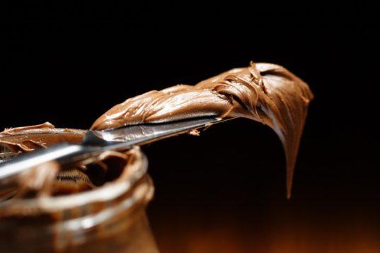Πραλίνα φουντουκιού με βούτυρο καρύδας