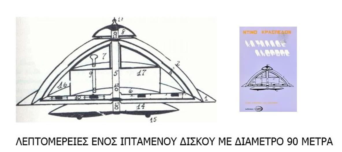 terrapapers.com_ dino kraspedon flying saucer details