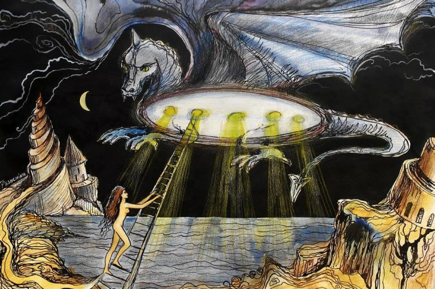 Ντίνο Κρασπεδόν: Η επαφή μου με τα UFO's