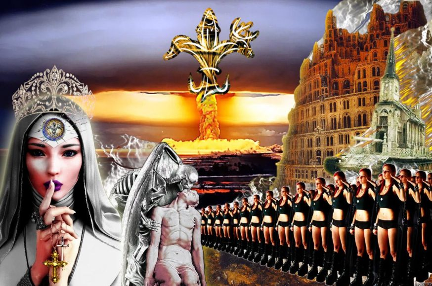 Baphometh: Το Ισλάμ δημιούργημα του Βατικανού
