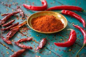 Cayenne Pepper- η Καυτή Πιπεριά