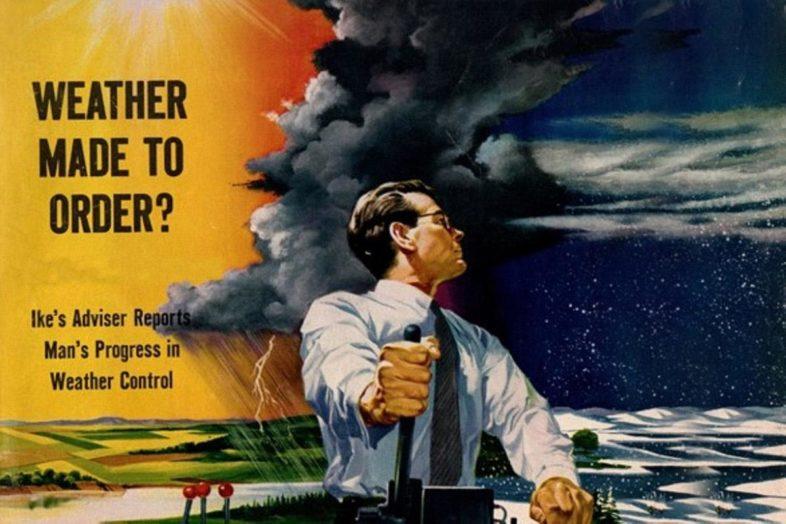 Μετεωρολογικός Πόλεμος – Αεροψεκασμοί