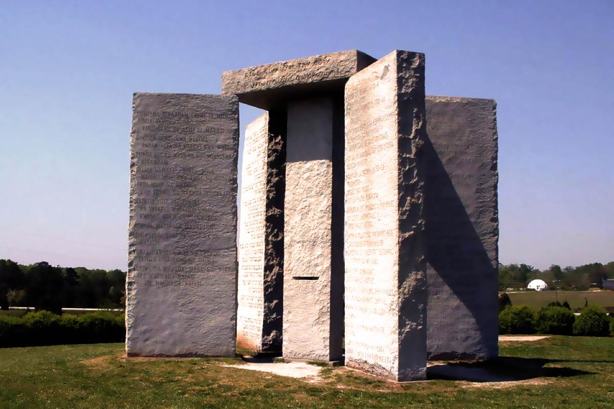 terrapapers.com_Georgia Guidestones