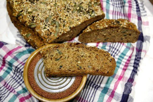 Ζωντανό Ψωμί από Δίκοκκο Σιτάρι
