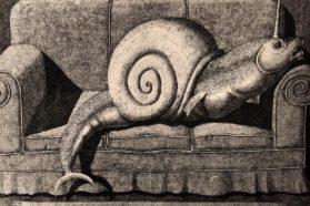 Domenico Gnoli: Bestiario Moderno