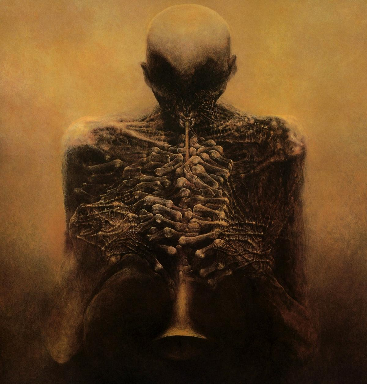 terrapapers.com_ 1beksinski The Trumpeter