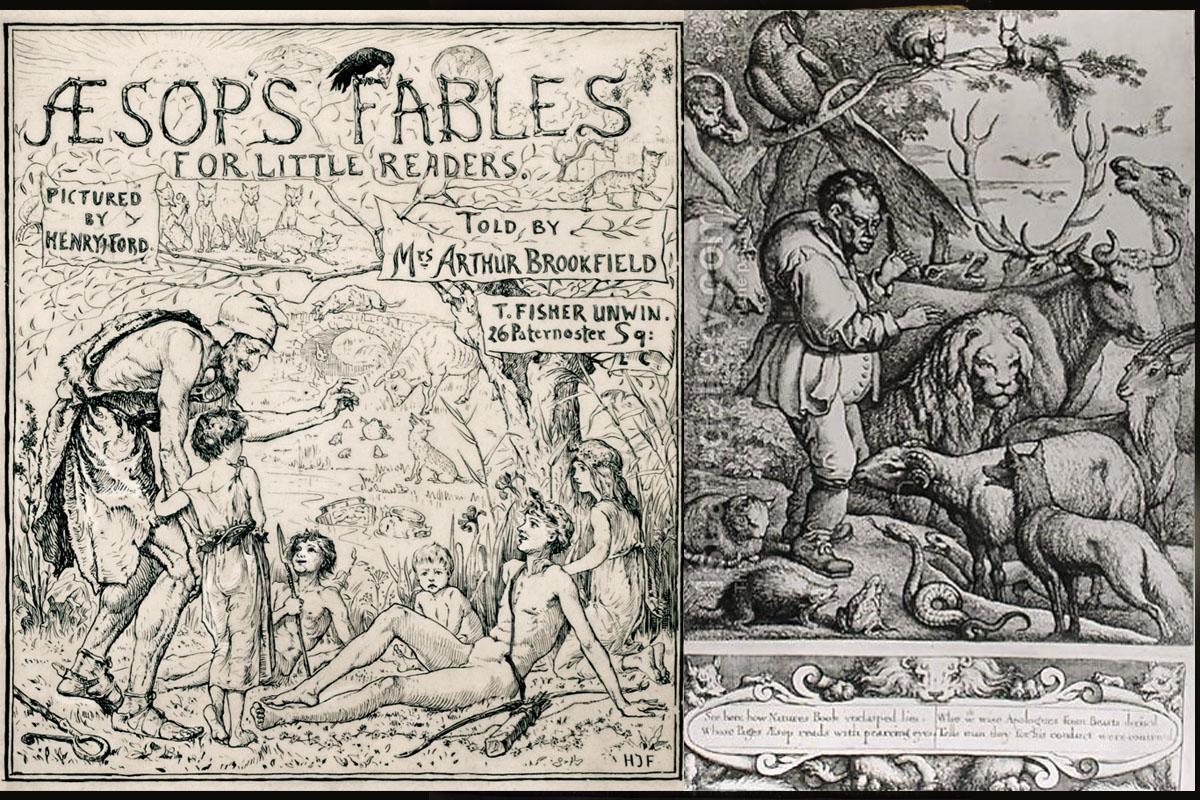 terrapapers.com_ aisopos Aesop s fables