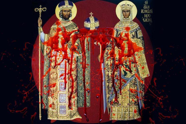 Ο «Μέγας» Αιμοχαρής Κωνσταντίνος