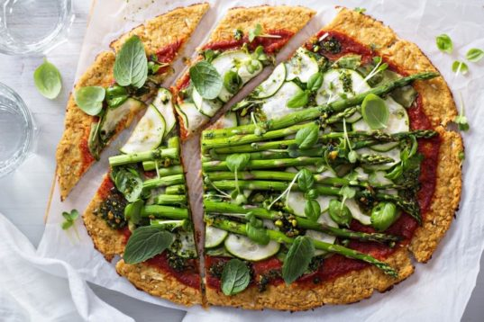 Τα Μυστικά για Σπιτική Τραγανή Πίτσα