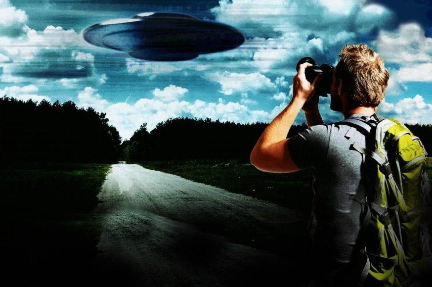 Τα εξωγήινα UFOs είναι Μύθος;