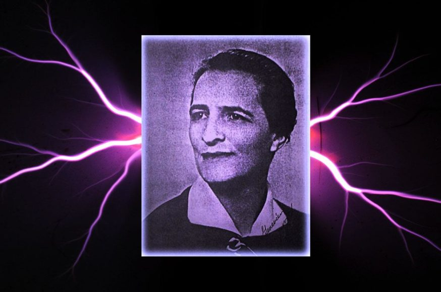 Dr. Ruth Drown η μητέρα της Ραδιονικής
