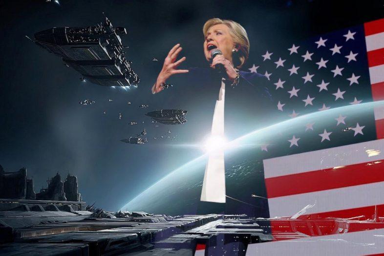 Hillary Clinton & Μυστικά Διαστημικά Προγράμματα