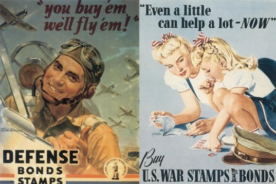 Πουλώντας Πατριωτισμό: Ομόλογα Πολέμου