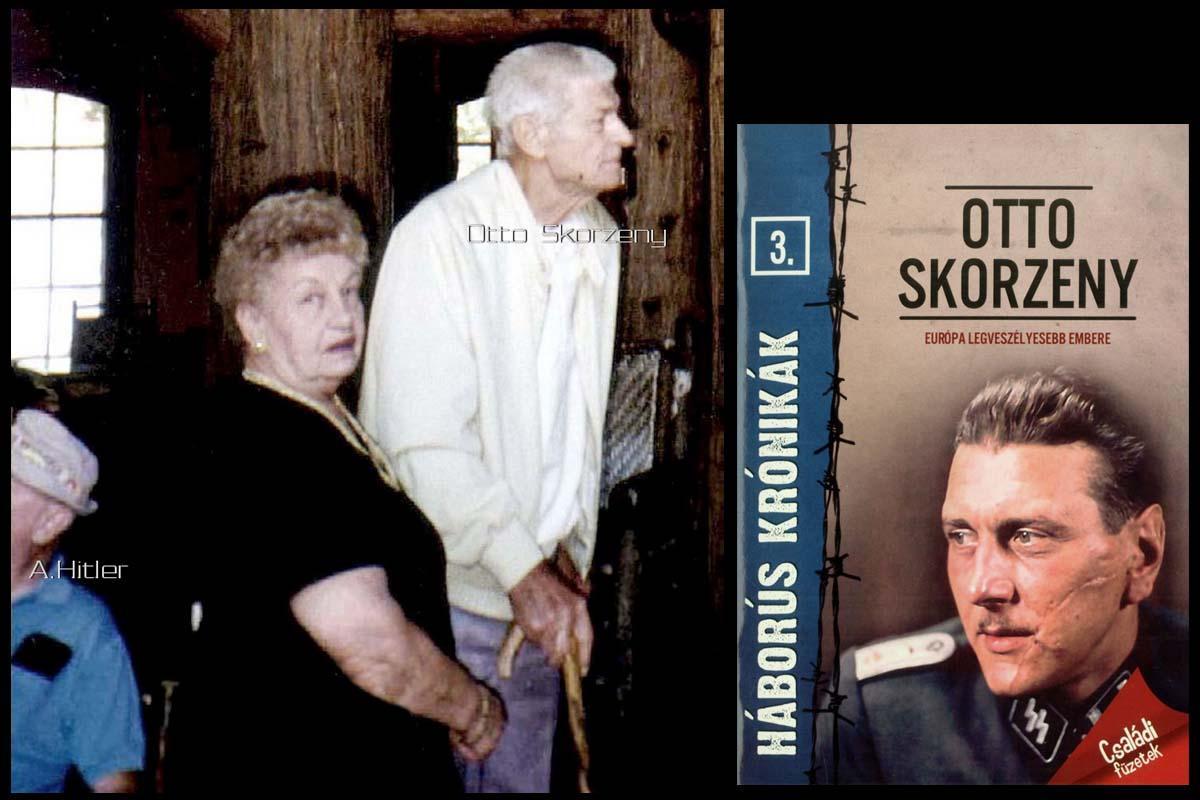 Otto Skorzeny xitler