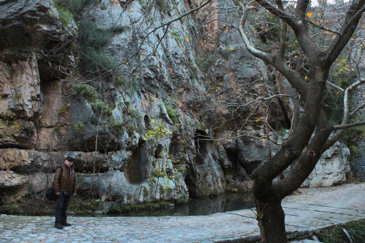 Trofonios Cave - Oracle Zeus (24)