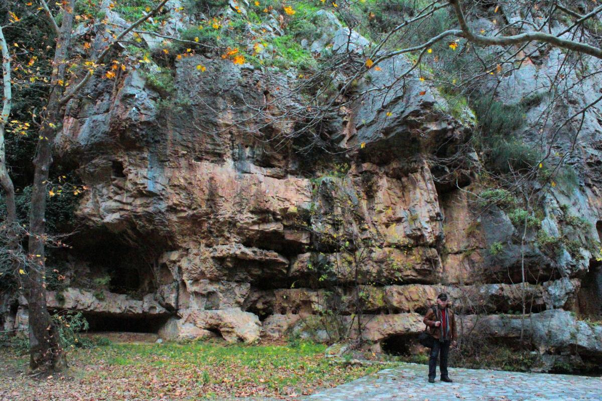 Trofonios Cave - Oracle Zeus (25)