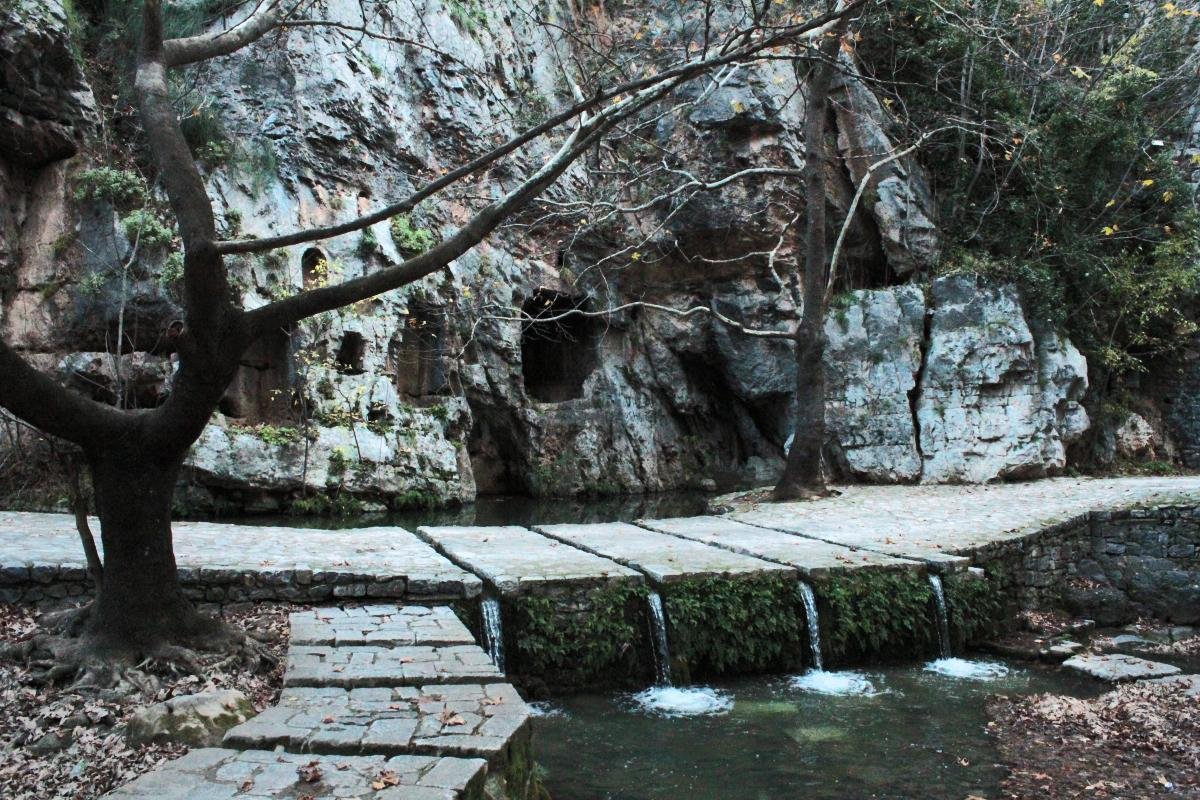 Trofonios Cave - Oracle Zeus (29)