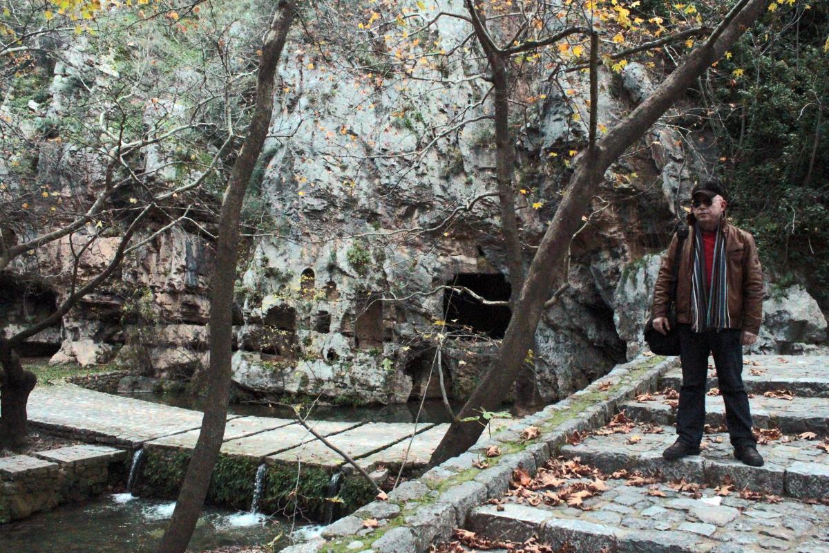 Trofonios Cave - Oracle Zeus (30)