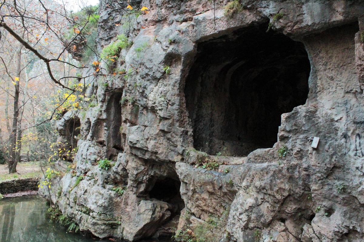 Trofonios Cave - Oracle Zeus (38)